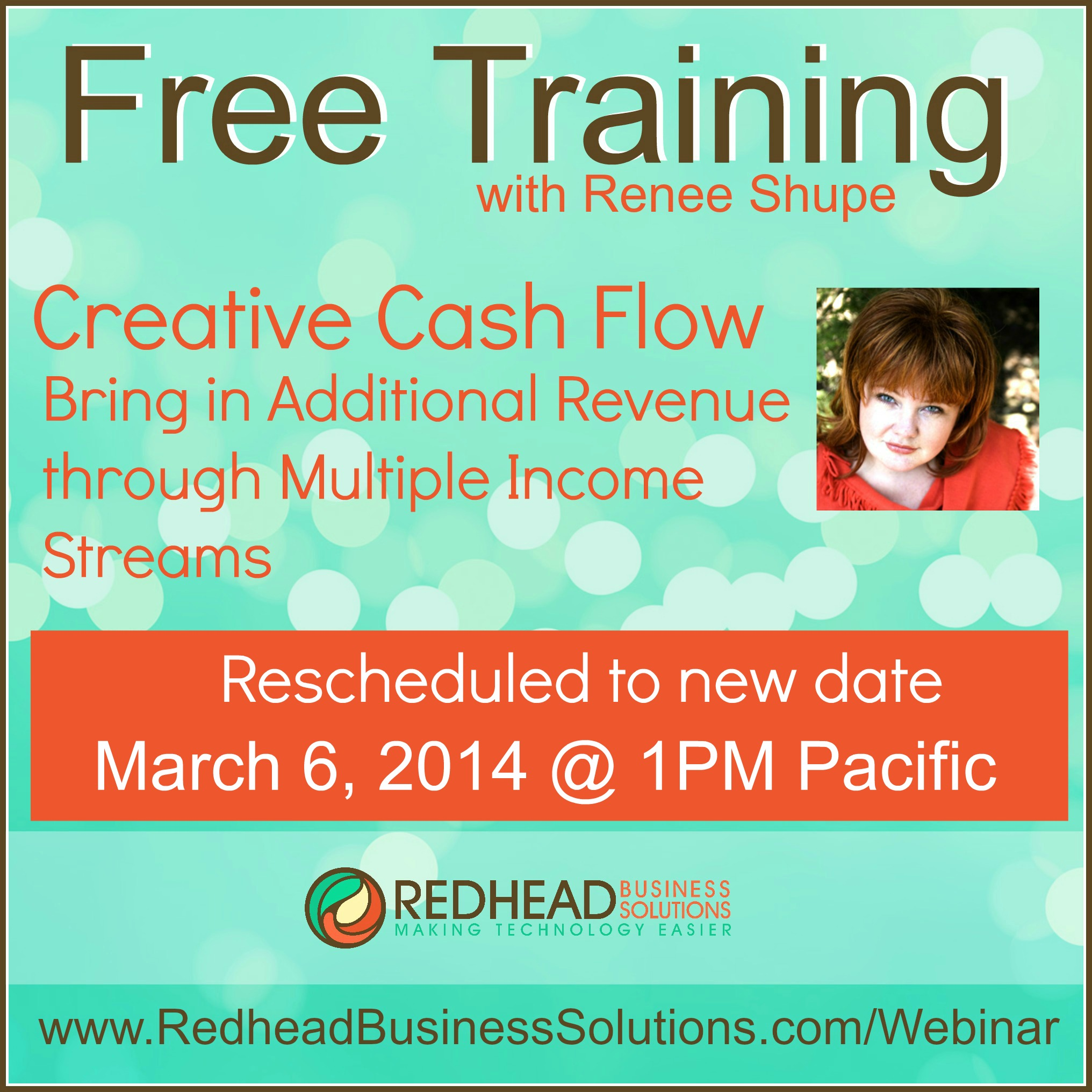 Creative Cashflow: Bring in Additional Revenue through Multiple Income Streams