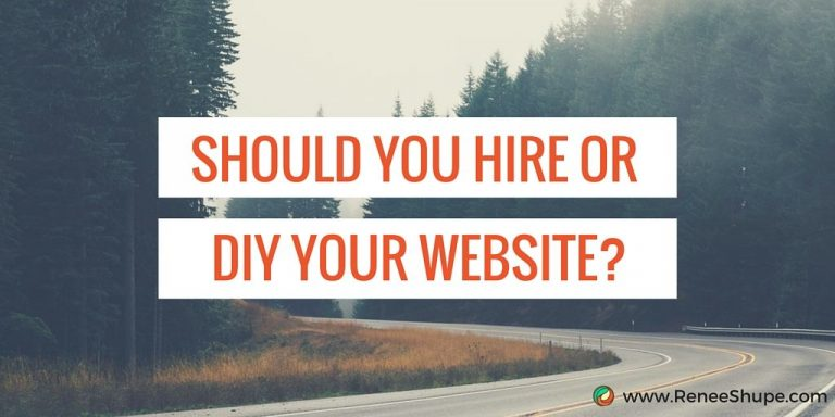 Should You Hire or DIY Your Website?