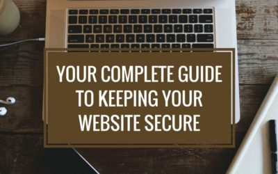 Website Security, What You Need To Know